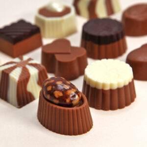 Bayram Çikolataları ve Makaronlar